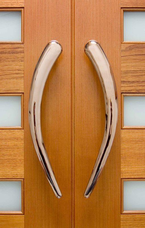 COPPER DOOR HANDLES