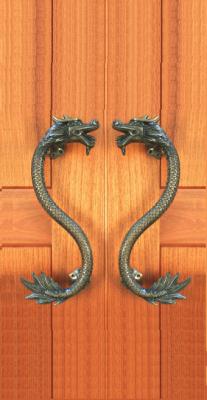 DRAGON DOOR HANDLES
